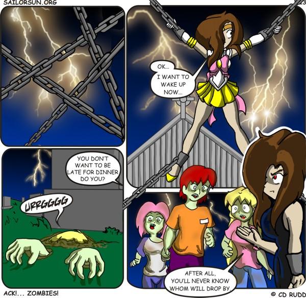 523 : ACK! … Zombies!