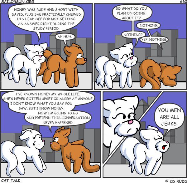570 : Cat Talk