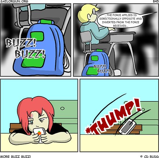 845 : More Buzz Buzz!