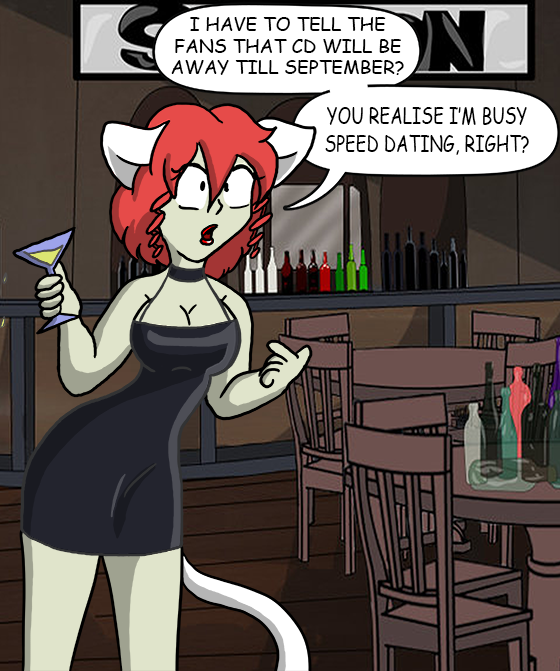 Filler : Neko Speed Dating