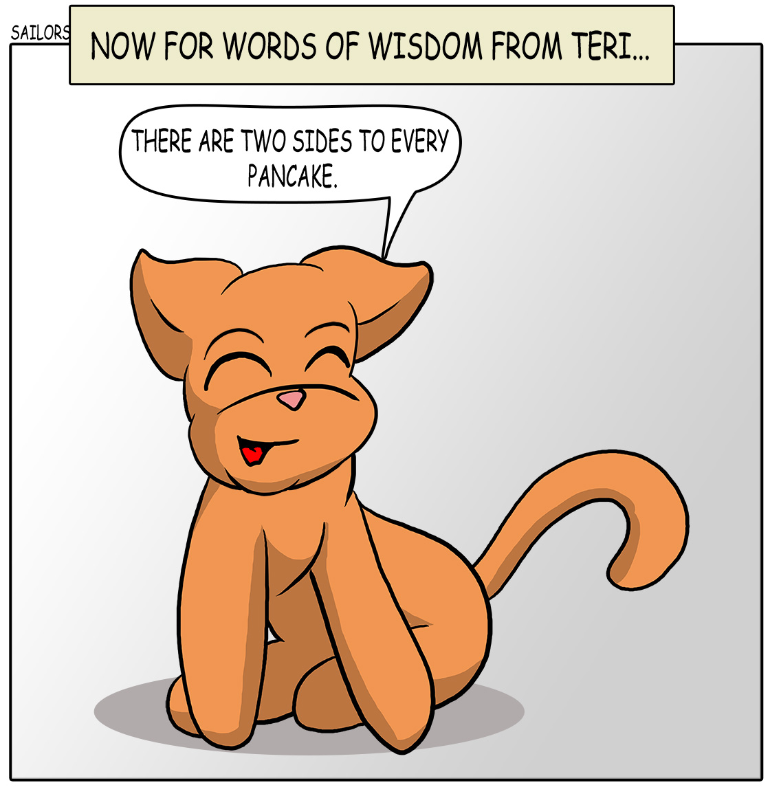 Filler: Teri's Wisdom